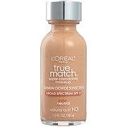 L'Oréal Paris True Match Super-Blendable Foundation, Natural Buff