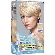 L'Oreal Paris 205 Extra Bleach Blonde Permanent Haircolour Gel