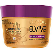 L'Oreal Paris Advanced Haircare Extraordinary Oil Curls Re-Nourish Mask