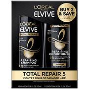L'Oreal Paris Advanced Haircare Total Repair 5 Shampoo and Conditioner