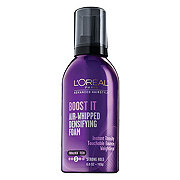 L'Oreal Paris Advanced Hairstyle Boost-It Densifying Whipped Foam