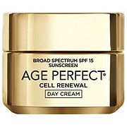 L'Oreal Paris Age Perfect Cell Renewal Day Cream Moisturizer
