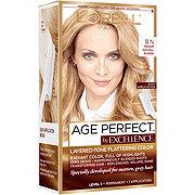 L'Oreal Paris Age Perfect Permanent Hair Color 8N Medium Natural Blonde