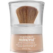 L'Oreal Paris Bare Naturale Soft Ivory Gentle Mineral Makeup