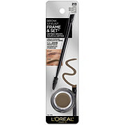 L'Oreal Paris Brow Stylist Frame and Set, Light Brunette