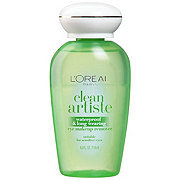 L'Oreal Paris Clean Artiste Waterproof and Long wearing Eye Makeup Remover