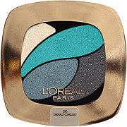 L'Oreal Paris Color Riche Eyeshadow Dual Effects Emerald Conquest