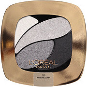 L'Oreal Paris Color Riche Eyeshadow Dual Effects Incredible Grey