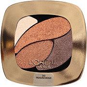 L'Oreal Paris Color Riche Eyeshadow Dual Effects Treasured Bronze