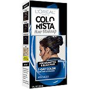 L'Oreal Paris Colorista Hair Makeup 1-Day Hair Color, Blue