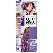 L'Oreal Paris Colorista Semi-Permanent Hair Color, Purple