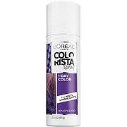 L'Oreal Paris Colorista Spray 1-Day Hair Color, Purple
