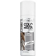 L'Oreal Paris Colorista Spray 1-Day Hair Color, Silver