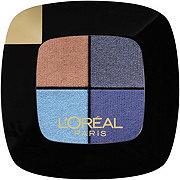 L'Oreal Paris Colour Riche Eyeshadow Quad Bleu Nuit 108