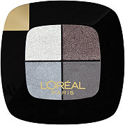 L'Oreal Paris Colour Riche Eyeshadow Quad Silver Couture 110