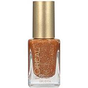 L'Oreal Paris Colour Riche Gold Dust I Like It Chunky Nail Color