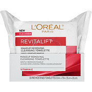 L'Oreal Paris Dermo-Expertise RevitaLift Radiant Smoothing Wet Cleansing Towelettes