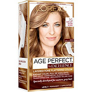 L'Oreal Paris Excellence Age Perfect Hair Color, Dark Soft Golden Blonde