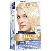 L'Oreal Paris Excellence Créme Permanent Hair Color, 02 Extra Light Natural Blonde