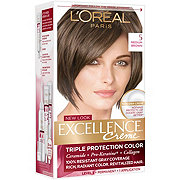 L'Oreal Paris Excellence Créme Permanent Hair Color, 5 Medium Brown