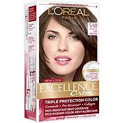 L'Oreal Paris Excellence Créme Permanent Hair Color, 5AB Mocha Ashe Brown