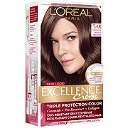 L'Oreal Paris Excellence Créme Permanent Hair Color, 5AR Medium Maple Brown