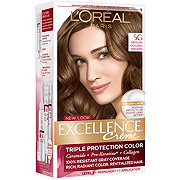 L'Oreal Paris Excellence Créme Permanent Hair Color, 5G Medium Golden Brown
