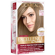 L'Oreal Paris Excellence Créme Permanent Hair Color, 7.5A Medium Ash Blonde