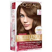 L'Oreal Paris Excellence Creme 4G Dark Golden Brown Warmer