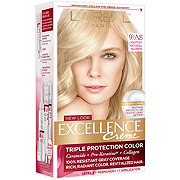 L'Oreal Paris Excellence Creme 9-1/2NB Natural Lightest Natural Blonde Permanent Haircolor