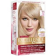 L'Oreal Paris Excellence Creme 9A Light Ash Blonde Cooler