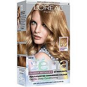 L'Oreal Paris Feria 73 Warmer Dark Golden Blonde Permanent Haircolor Gel