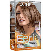 L'Oreal Paris Feria B61 Hi-Lift Cool Brown Cooler Permanent Haircolour Gel