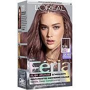 L'Oreal Paris Feria Hair Color Kit Dusty Mauve 721