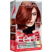 L'Oreal Paris Feria Hair Color Ruby Rush