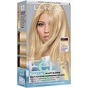 L Oreal Paris Frost And Design Cap Hair Highlights H65 Caramel Shop Hair Color At H E B