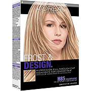 Loreal Paris Frost Design H85 Champagne Highlights Shop Hair