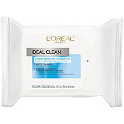 L'Oreal Paris Ideal Clean Makeup Removing Towelettes