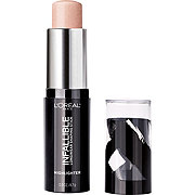 L'Oreal Paris Infallible Longwear Highlighter Shaping Stick Slay-In-Rose