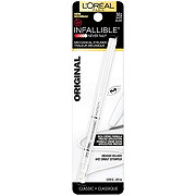 L'Oreal Paris Infallible Never Fail Eyeliner White