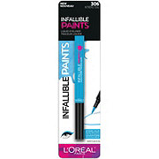 L'Oreal Paris Infallible Paints Eyeliner Intrepid Teal
