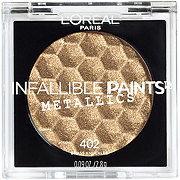 L'Oreal Paris Infallible Paints Eyeshadow Metallics Brass Knuckles