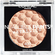 L'Oreal Paris Infallible Paints Eyeshadow Metallics Rose Chrome