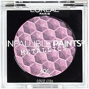 L'Oreal Paris Infallible Paints Eyeshadow Metallics Violet Luster