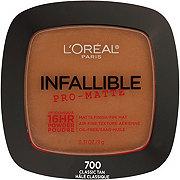 L'Oreal Paris Infallible Pro Matte Powder Classic Tan