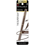 L'Oreal Paris Infallible Super Slim Liquid Eyeliner Brown