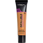 L'Oreal Paris Infallible Total Cover Foundation Classic Tan