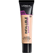 L'Oreal Paris Infallible Total Cover Foundation Nude Beige