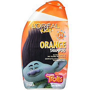 L'Oreal Paris Kids Extra Gentle 2-in-1 Disney Pixar Cars 2 Mater Mango Orange Shampoo