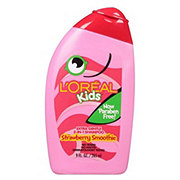 L'Oreal Paris Kids Strawberry Smoothie Extra Gentle 2-in-1 Shampoo